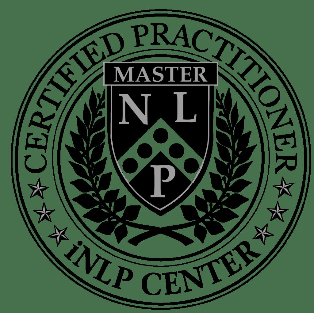 Selo Master Practitioner em PNL