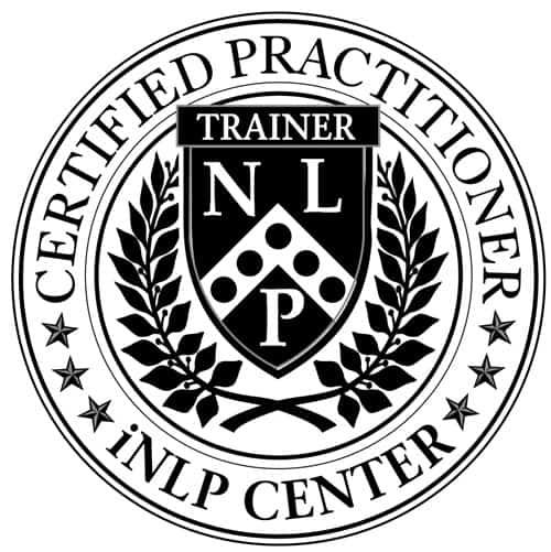 Selo Trainer em PNL