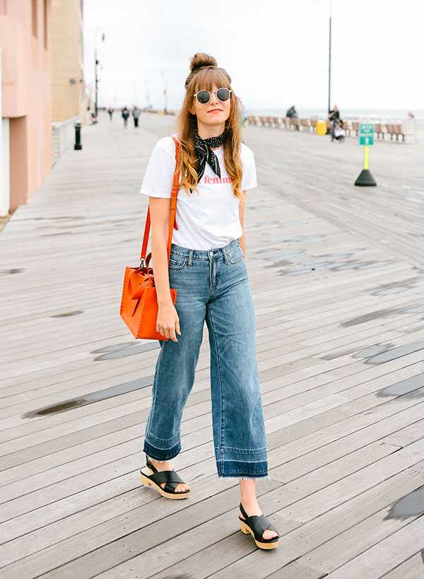 calça - pantacourt - moda - look - street style