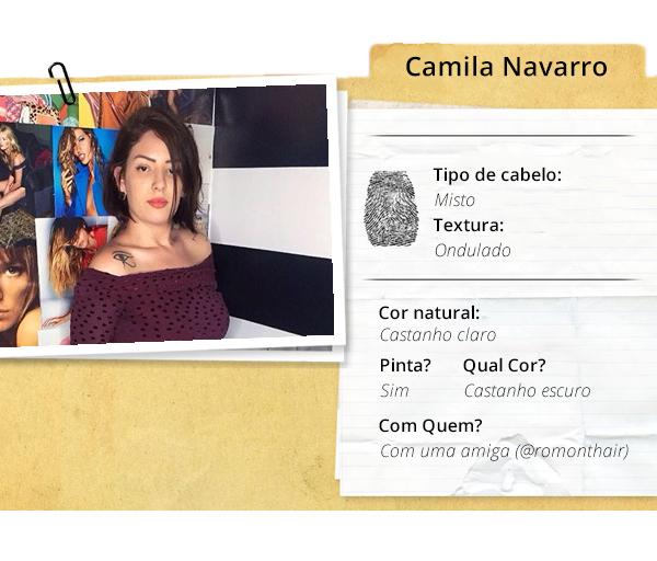 Camila Navarro - cabelo - cabelo - todas - cabeleireiro