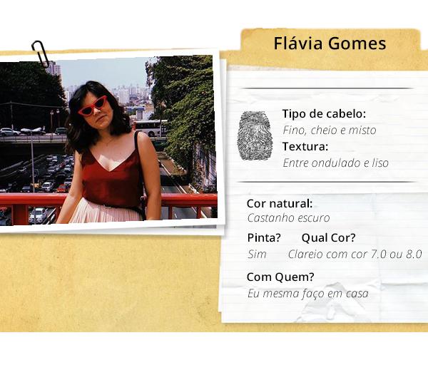 Flávia Gomes - cabelo - cabelo - todas - cabeleireiro