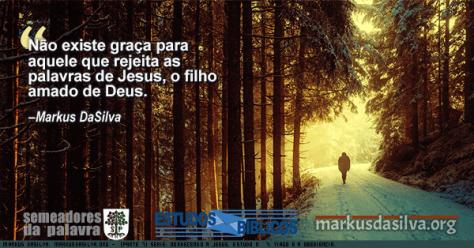 Foto de um homem andando numa manha fria ao alvorecer. (Parte 7) Serie: Obedecendo a Jesus. Estudo Nº 7: Tiago e a Obediência. [Com Áudio] Markus DaSilva