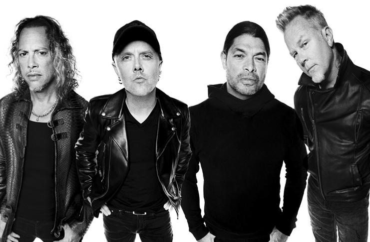"""Resultado de imagem para Metallica divulga vídeo ao vivo de """"Dream No More"""""""