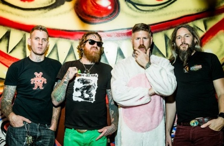 Mastodon/Toe to Toes