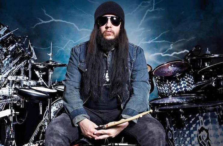 Joey Jordison, ex-baterista do Slipknot, lançará autobiografia