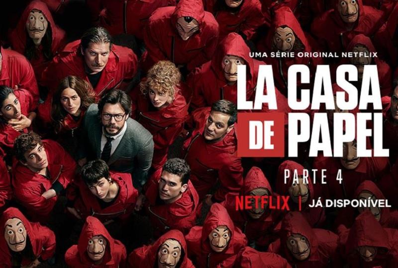 Trilha Sonora: 16 músicas na 4ª temporada de La Casa de Papel