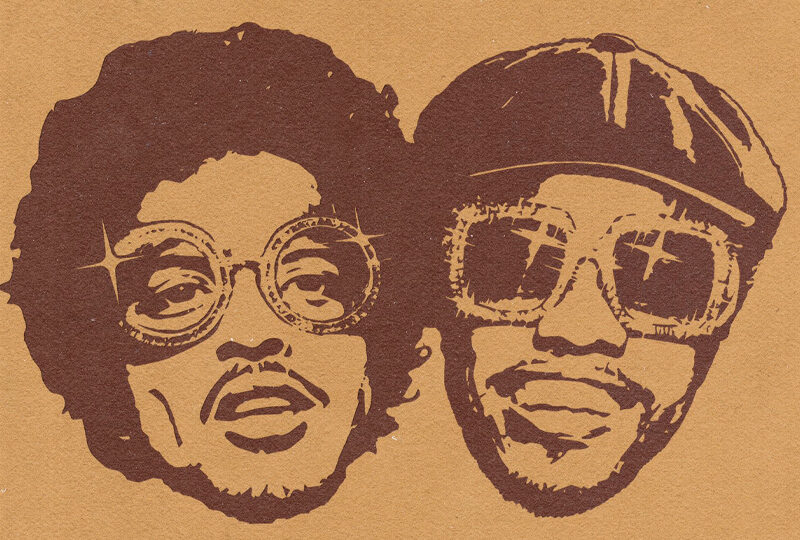 Bruno Mars e Anderson Paak - Silk Sonic