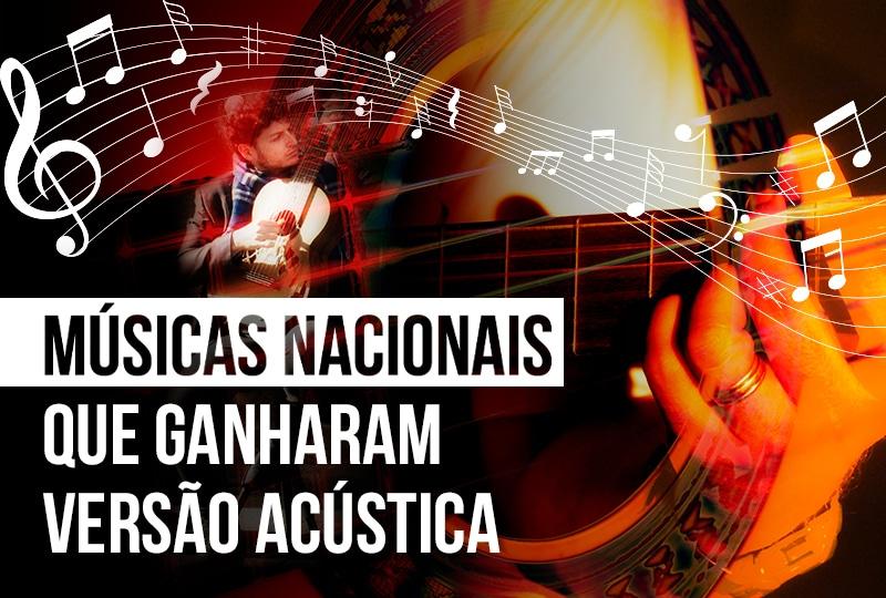 Músicas Nacionais Acústicas