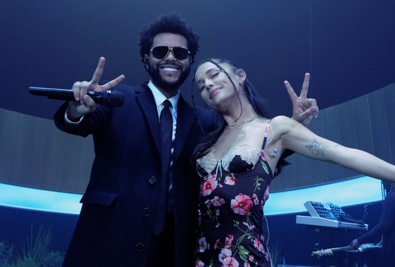 Ariana Grande e The Weeknd
