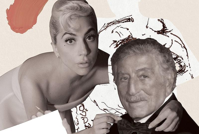 Lady Gaga e Tony Bennett
