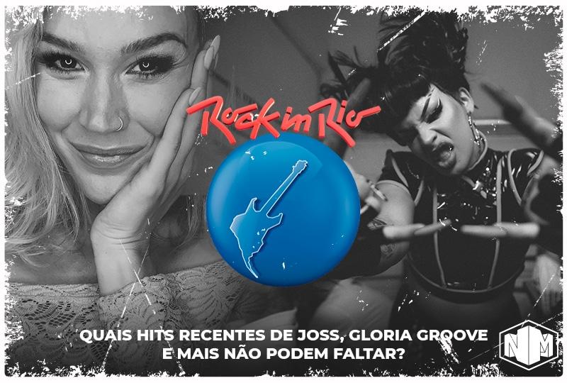 Rock in Rio: Joss Stone, Gloria Groove - Playlist
