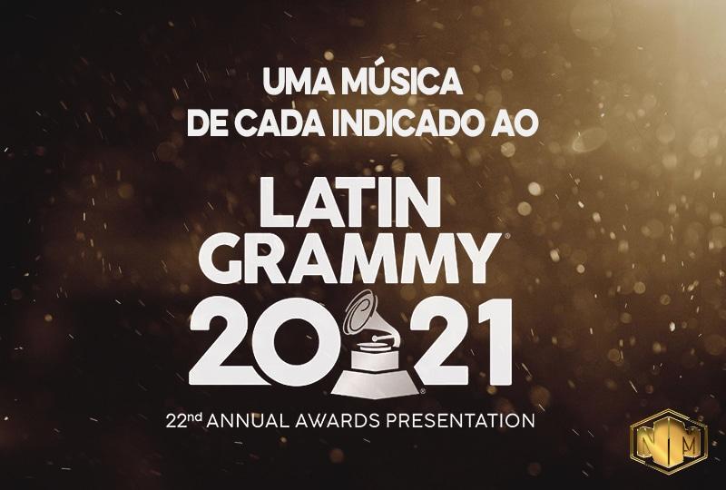 Playlist Latin Grammy 2021