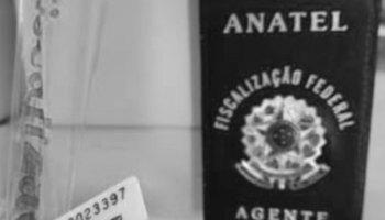 Identidade agente ANATEL