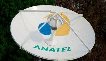 Antena da Anatel