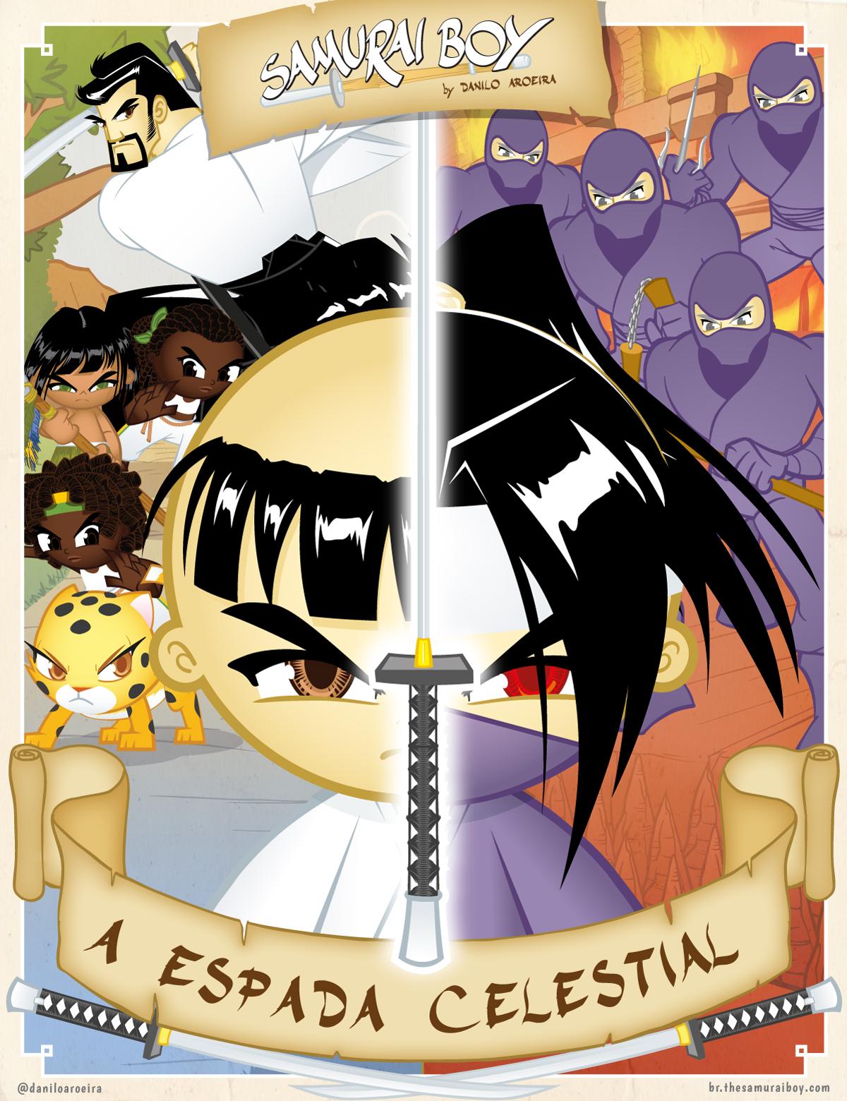A Espada Celestial