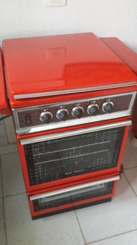 par de tampas do forno e estufa fogao antigo semer 4 bocas