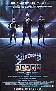 Superman 2 - A Aventura Continua : poster