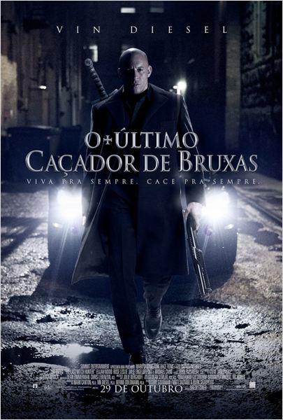 O Último Caçador de Bruxas : Poster