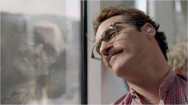 Ela : Foto Joaquin Phoenix