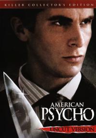 Resultado de imagem para psicopata americano poster
