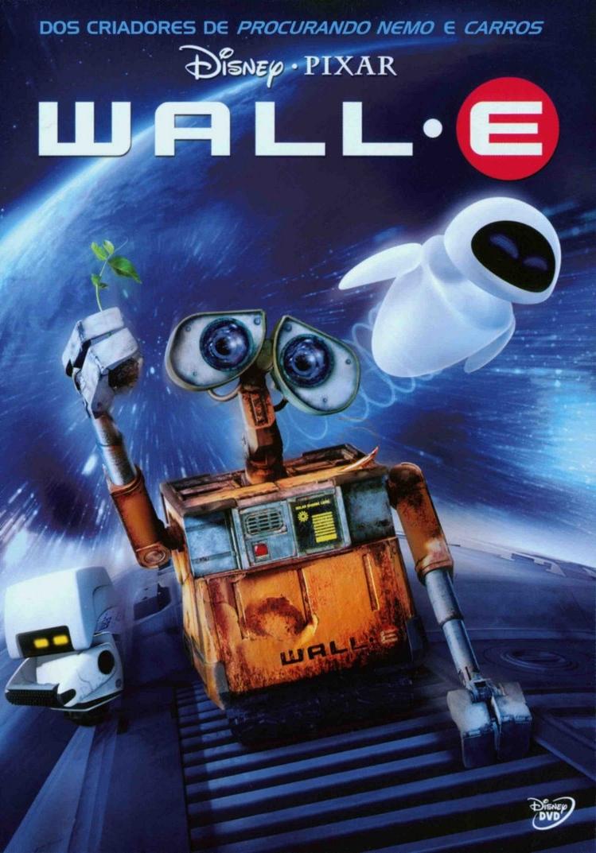 Poster - Wall-E - Divulgação