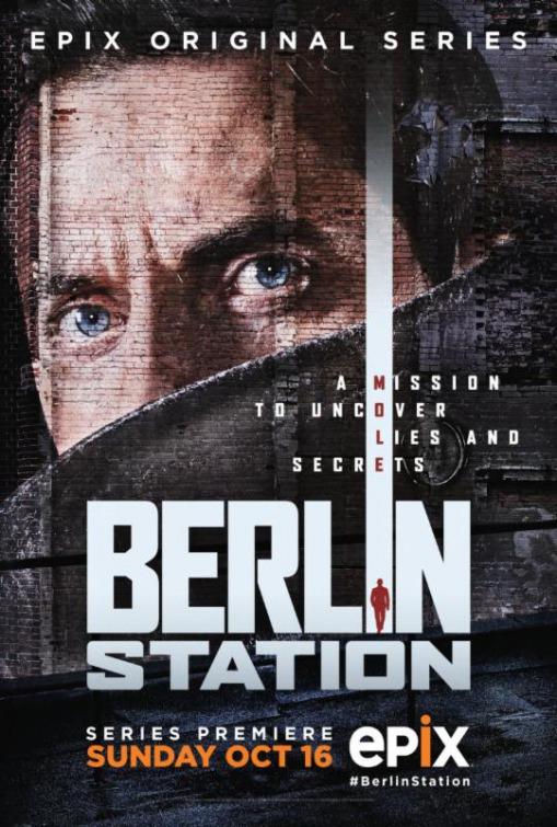 Pôster Berlin Station - Pôster 2 no 2 - AdoroCinema