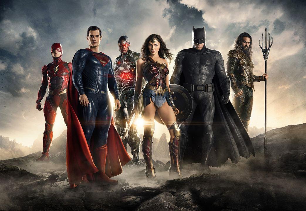 Liga da Justiça Parte Um : Foto