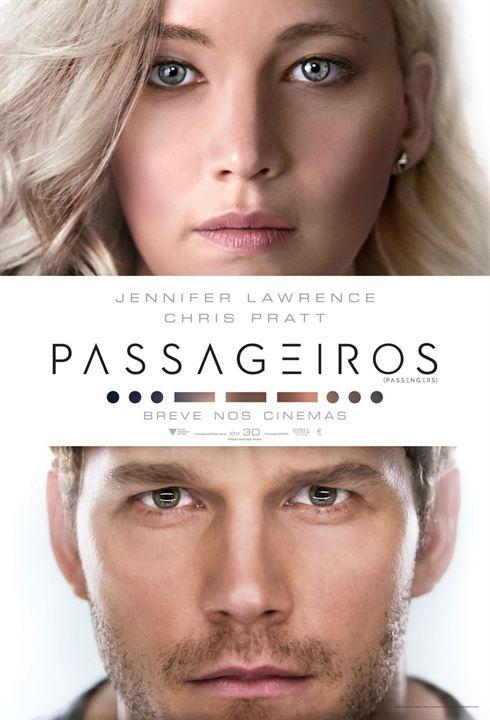 Passageiros : Poster