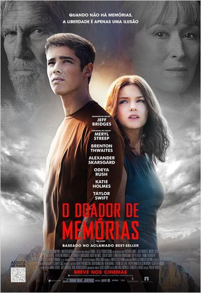 O Doador de Memórias : Poster