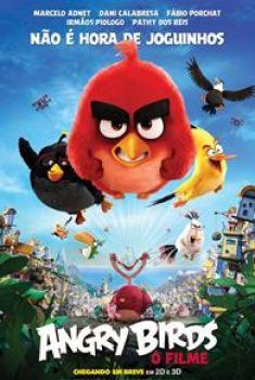 Angry Birds: O Filme Torrent – BluRay 720p/1080p Dual Áudio