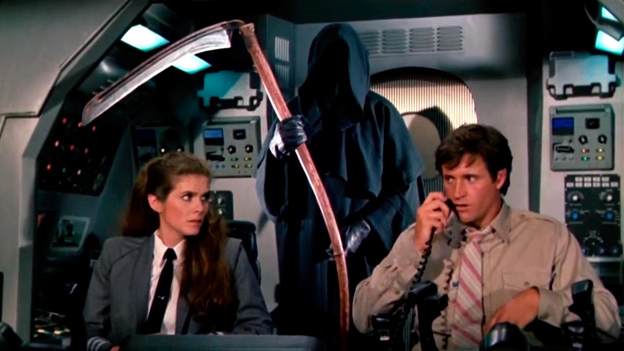 Apertem os cintos, o piloto sumiu - Sucesso besteirol dos anos 1980.