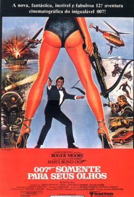 007 - Somente Para Seus Olhos : poster