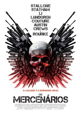 Os Mercenários : poster
