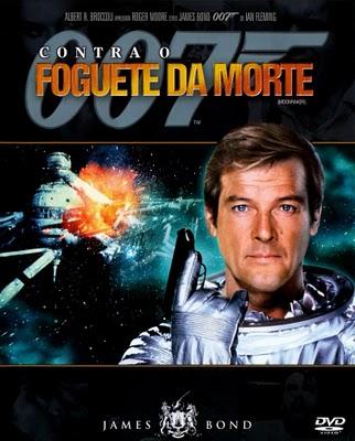 007 Contra o Foguete da Morte : poster