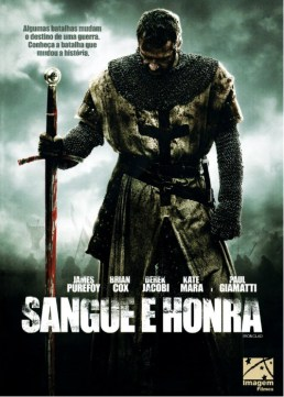 Sangue e Honra : poster