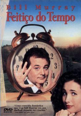 Feitiço do Tempo : Poster