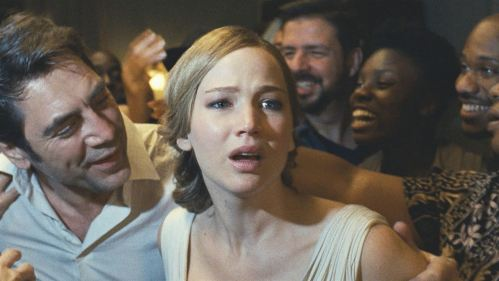 Mãe! : Foto Javier Bardem, Jennifer Lawrence