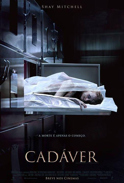 Resultado de imagem para cadaver poster