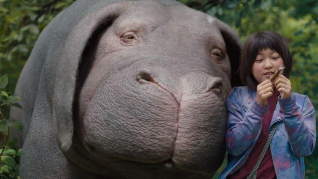 Resultado de imagem para Okja filme