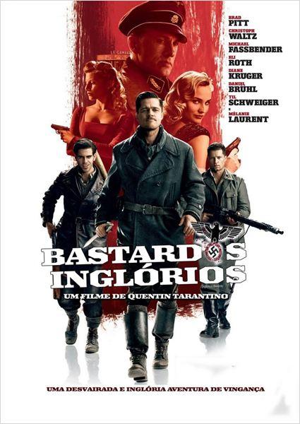 Bastardos Inglórios : Poster
