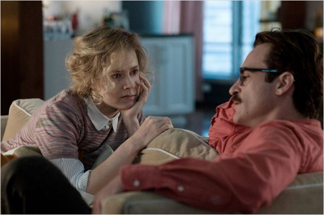Ela : Foto Amy Adams, Joaquin Phoenix