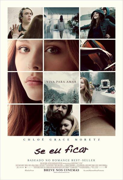 Se Eu Ficar : Poster
