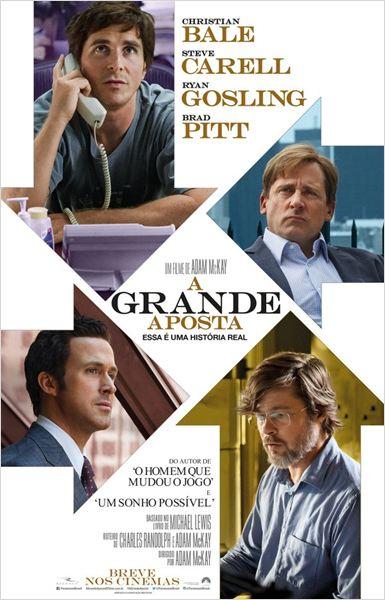 A Grande Aposta : Poster