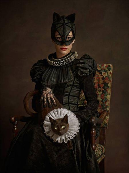 Mulher Gato
