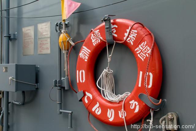 海上自衛隊の艦艇一般公開に行って来ました