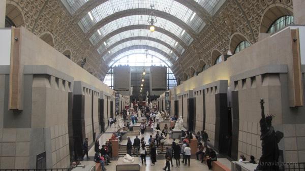 Musee D'Orsay,Museu D'orsay Paris