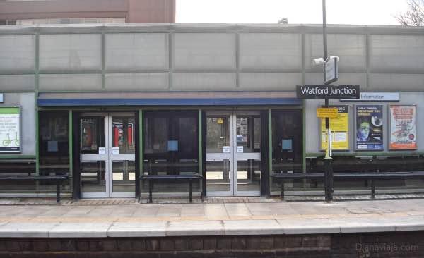 Watford Junction Harry Potter