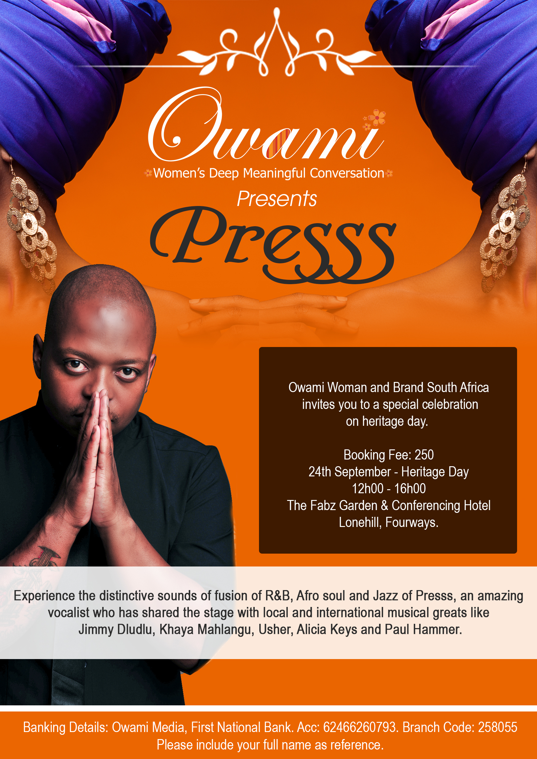 Owami Women Brand SA Play Your Part Recognition