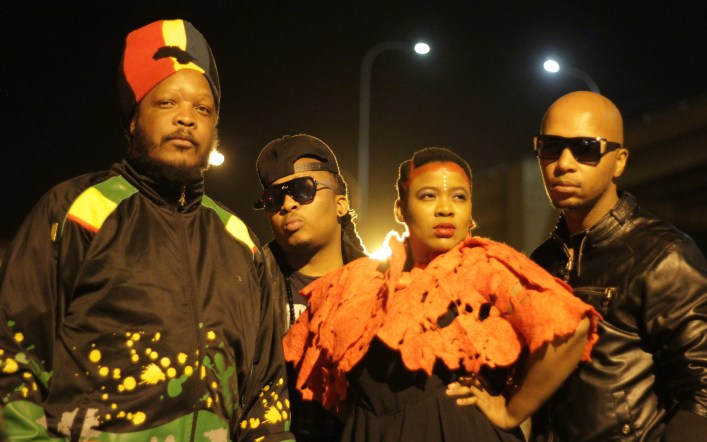 Bongo Maffin, DJ Maphorisa & Patoranking join the African Creative Revolution