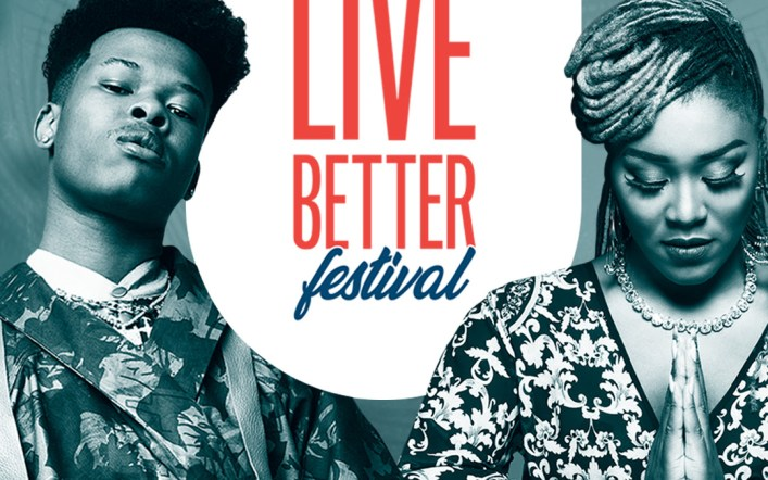 DURBAN GETS A SIZZLING TWO-DAY MUSIC FESTIVAL FOR THE FESTIVE SEASON #LIVEBETTERFESTIVAL